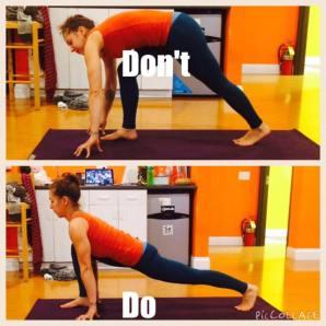 Yoga Do don't Girl