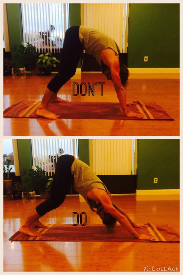 Yoga Do don't male 2