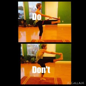 Yoga Do Don't Male